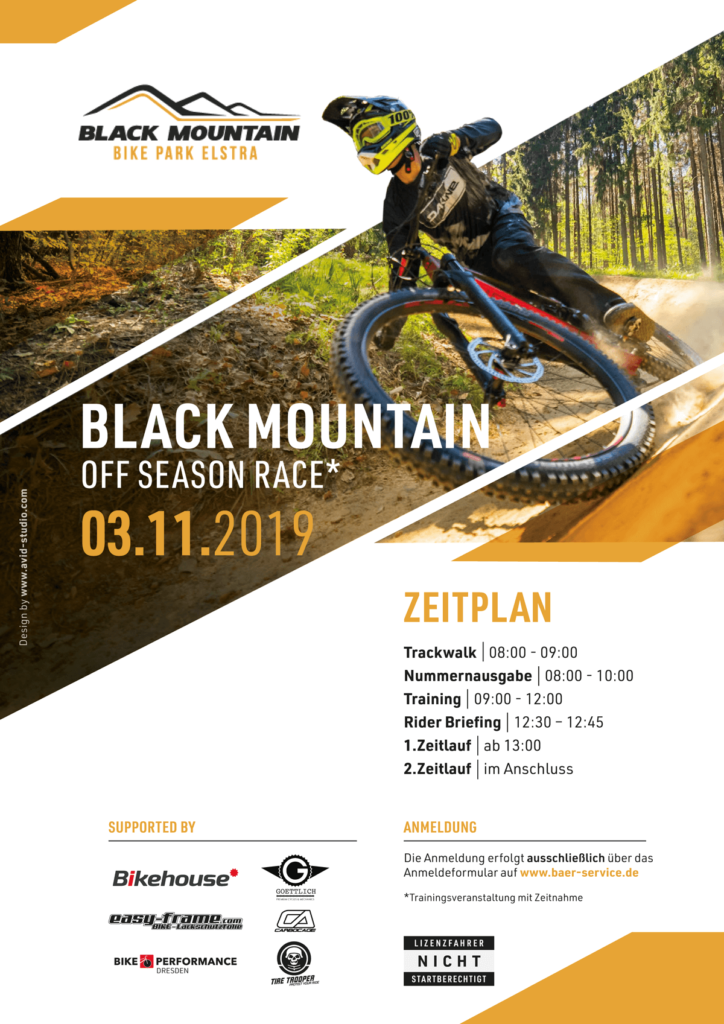 Offseason Race 2019 im Black Mountain Bikepark